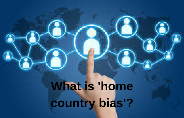 What is a home country bias