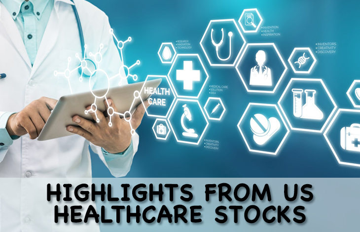 US healthcare stocks